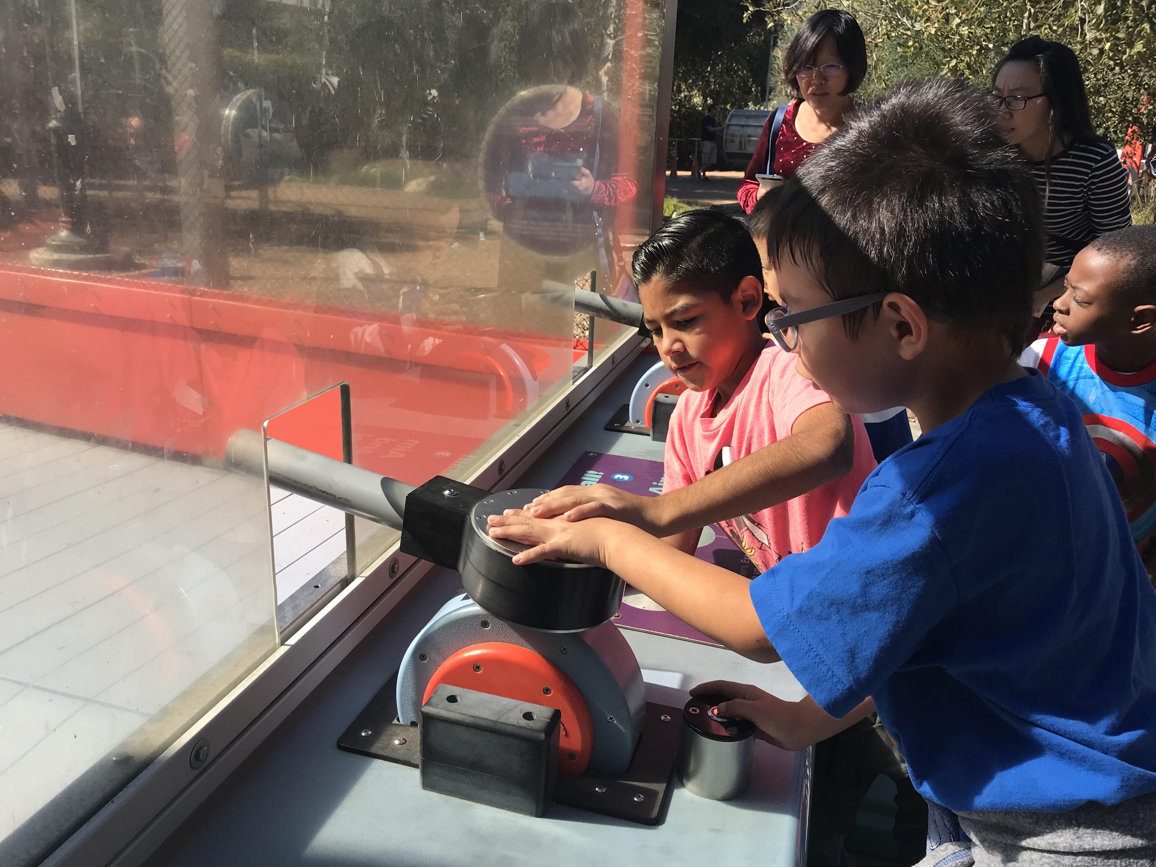 Kidspace Children's Museum, Pasadena