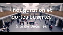 | Inauguration ELS La Source |