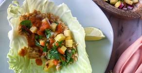 Chicken Tacos Al Pastor