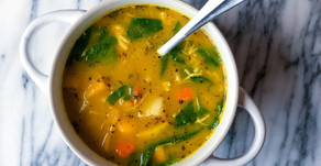 Autumn Roasted Squash Soup