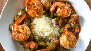 Chicken and Shrimp Gumbo- Whole30, Paleo