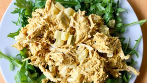 Curry Chicken Salad- Whole30, Paleo