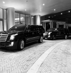 Cadillac Escalades