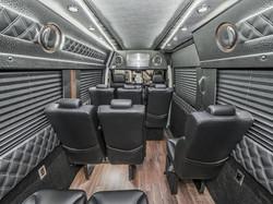 Interior Shuttle Sprinter