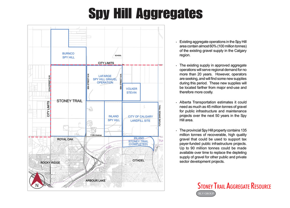 Spy Hill Aggregates