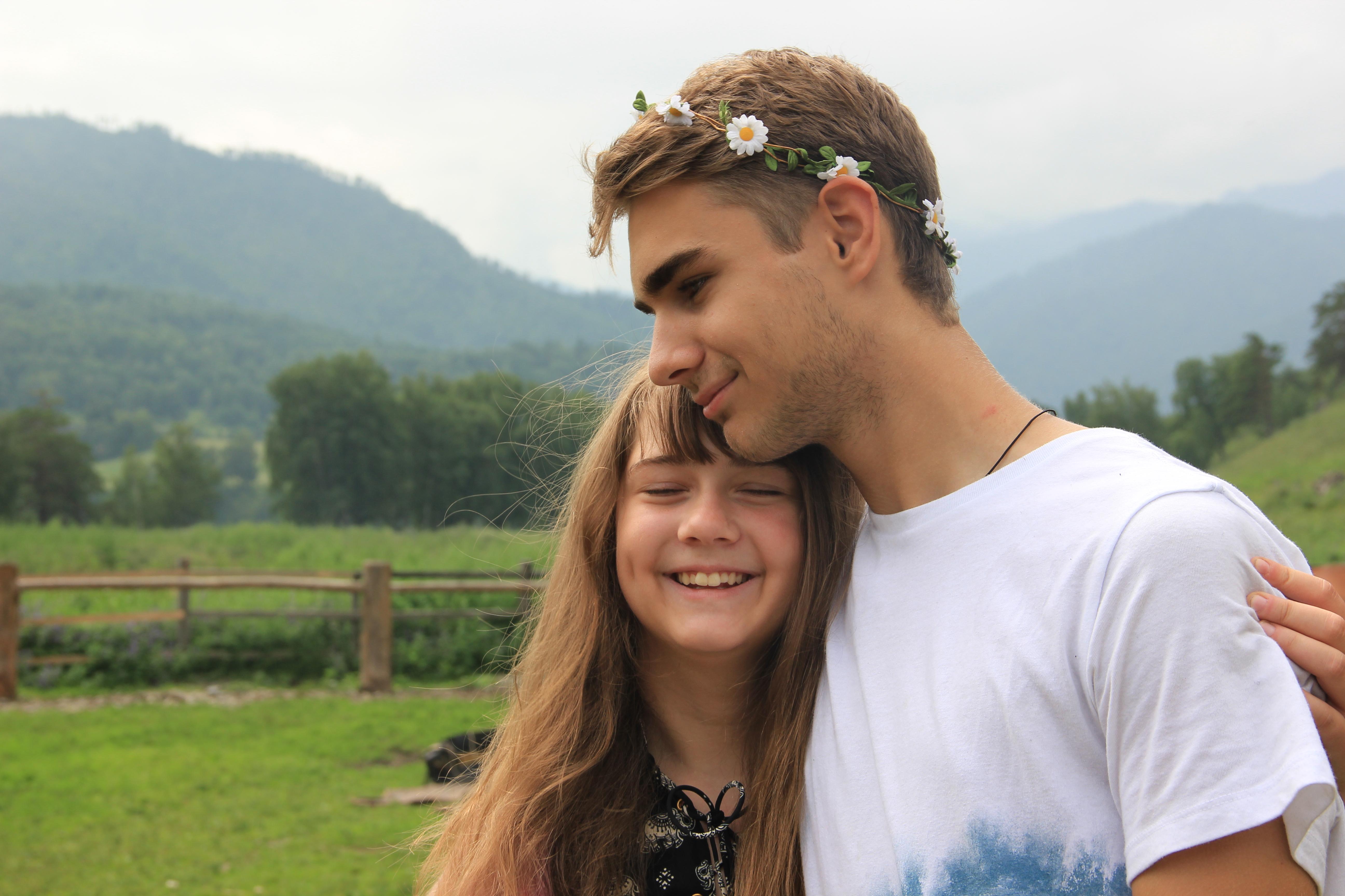 Саша и Андрей
