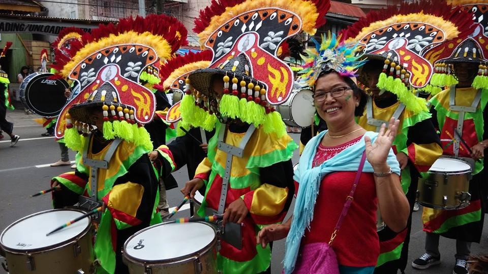 Ati-Atihan Drummers