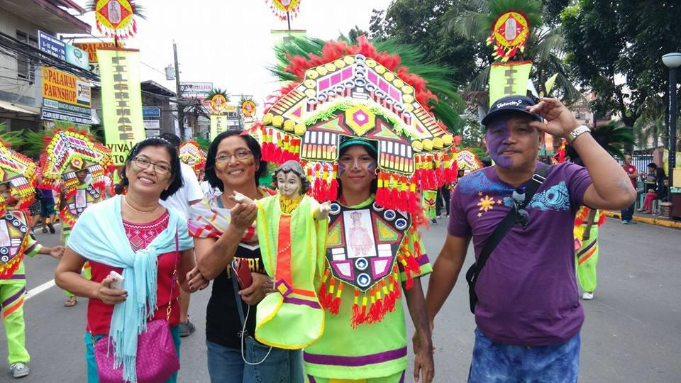 Ati-Atihan Street Parade