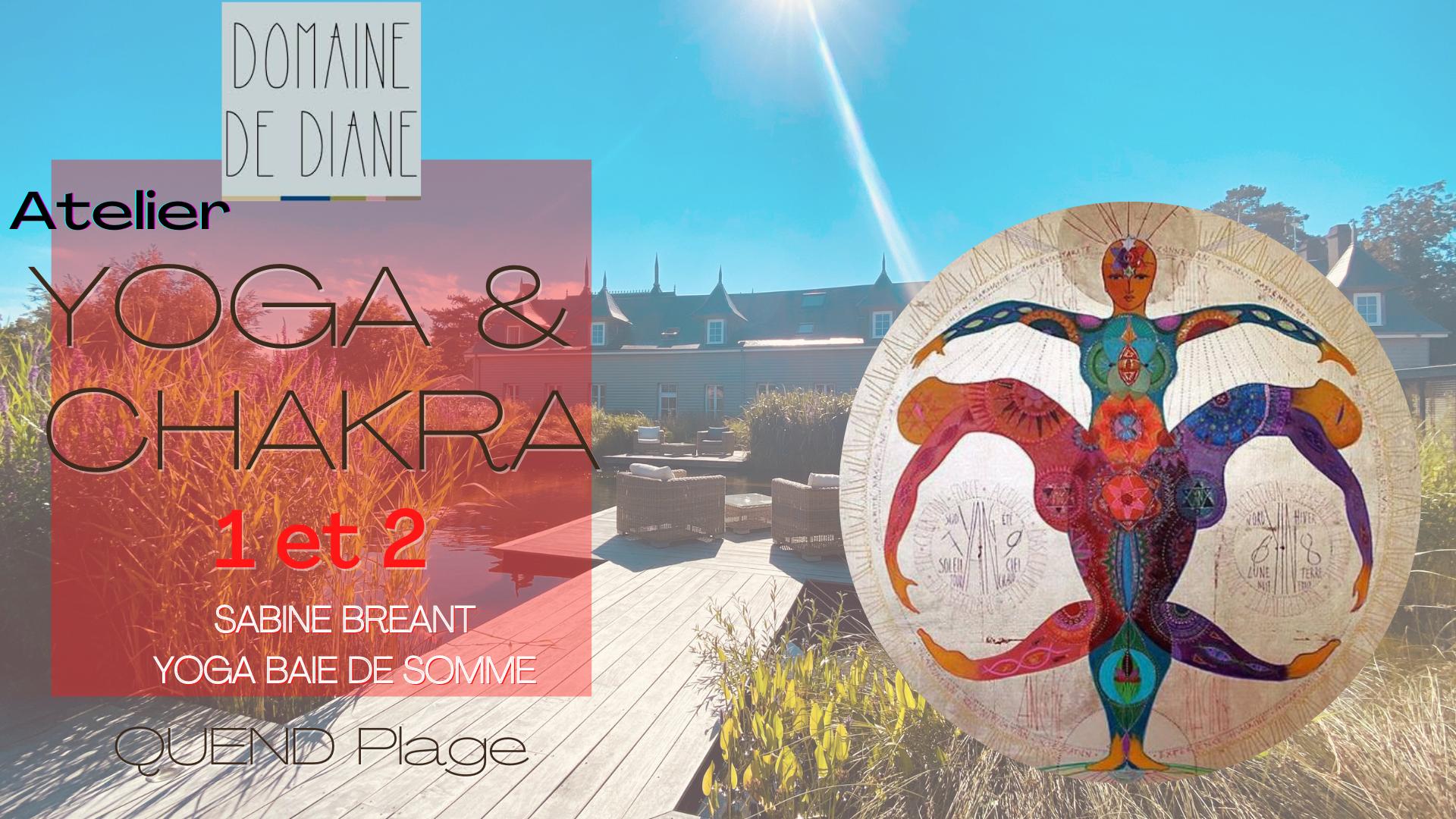 atelier YOGA & Chakra #1