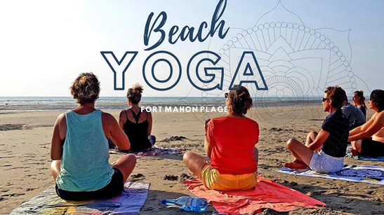 BEACH YOGA Fort Mahon