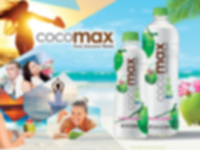 Cocomax Pure Coconut Water