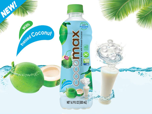 Introducing new Cocomax Pressed