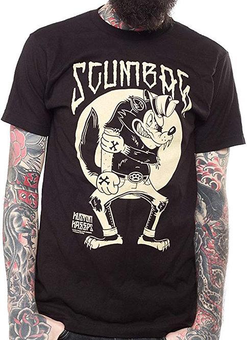 T-Shirt Kustom Kreeps Scumbag