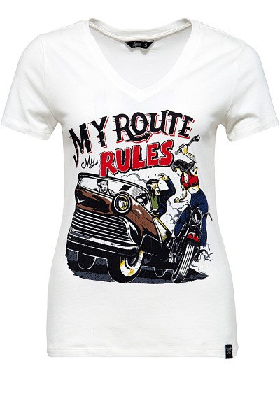 My Route My Rules T-Shirt