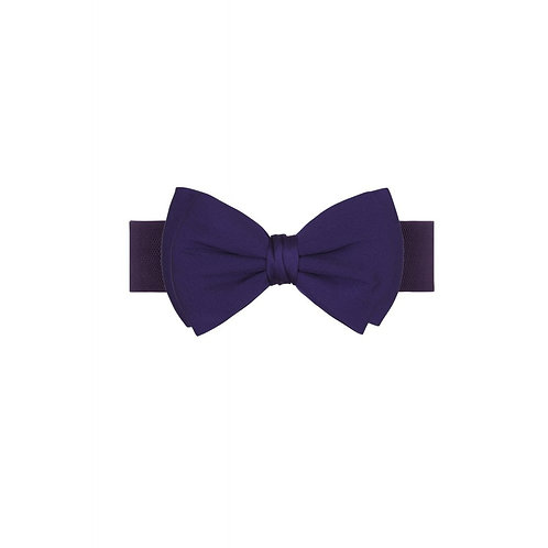 Ceinture Bella Bow - Purple