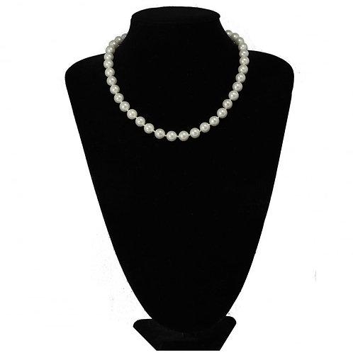 Collier de perles - Ivoire