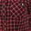Thumbnail: Chemise Flanelle à carreaux Noir/Rouge Sourpuss