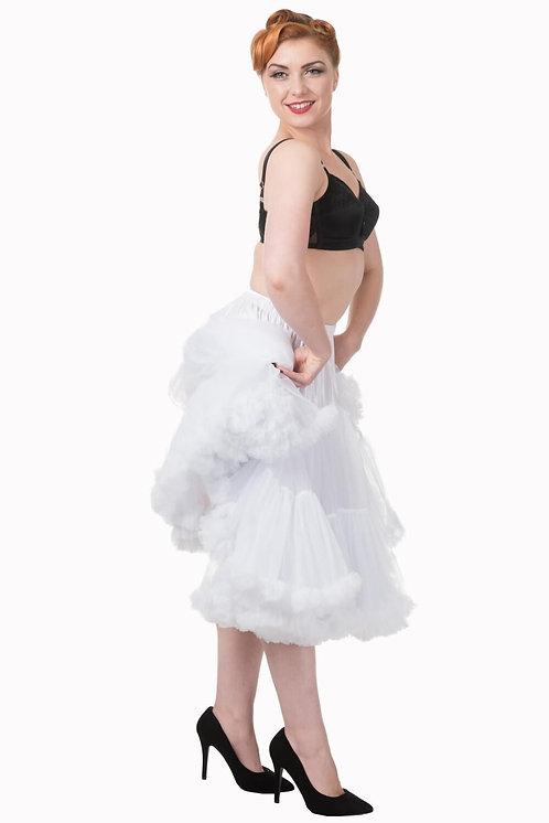Jupon Blanc Long - Banned