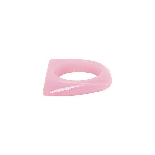 Bracelet Allison Square Pink