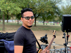 Frank Avila Bassist