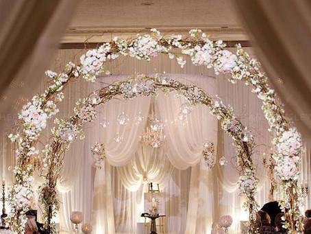 Wedding Chronicles: The Food & Venue