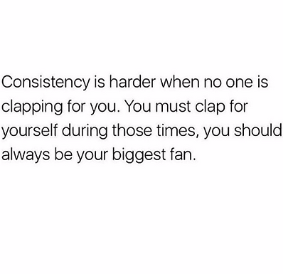 4 Tips For Staying Consistent
