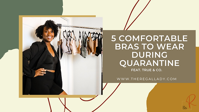 5 Comfortable Bras To Wear During Quarantine With True & Co