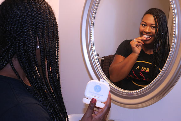 At Home Teeth Whitening Review