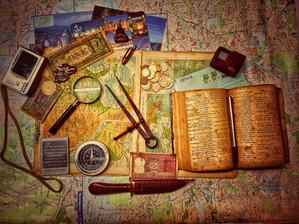 A Treasure Hunt for the Divine Wisdom