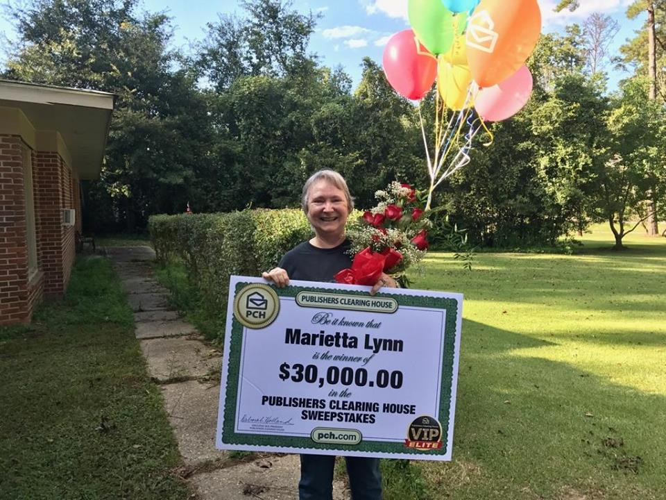 Laurel woman wins $30,000 from PCH sweepstakes