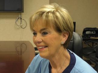 Hattiesburg nurse recognized as role model at Forrest General Hospital