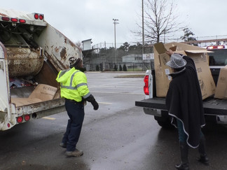 Hattiesburg Hosts Holiday Recycling Opportunities