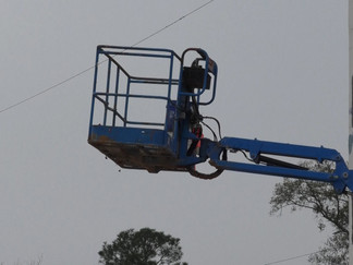 Construction worker electrocuted, pronounced dead on job site