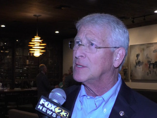 Senator Roger Wicker visit Hattiesburg to discuss processes in White House
