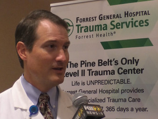 Forrest General Hospital hosts annual trauma symposium