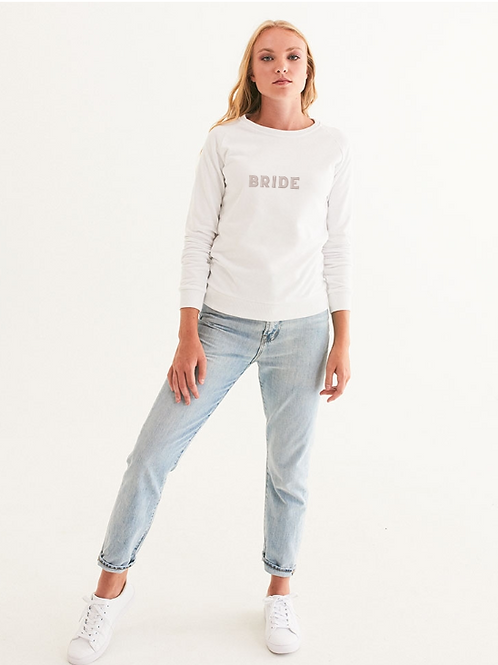 BRIDE - retro blush Graphic Sweatshirt