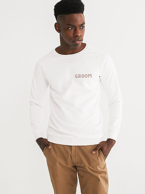 GROOM Graphic Sweatshirt