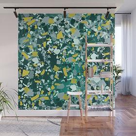 psychedelic-terrazzo-malachite-wall-mura
