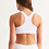 Thumbnail: BRIDESMAID - retro blush Seamless Sports Bra