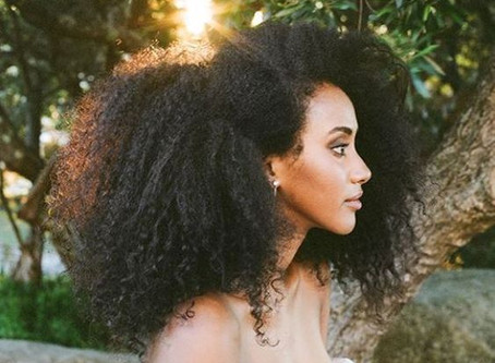Pin these Natural Hair Looks for your Big Day