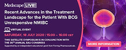 Recent Advances in the Treatment Landscape for the Patient With BCG Unresponsive NMIBC