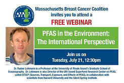 PFAS in the Environment: The International Perspective