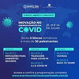 Inovação no Enfrentamento da COVID