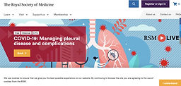 COVID-19: Managing pleural disease and complications