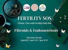 Fertility SOS - Endometriosis and Fibroids