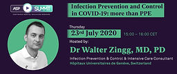 Infection Prevention and Control in COVID-19: more than PPE
