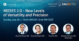 #EAU20 Theme Week: MOSES 2.0 - New Levels of Versatility and Precision