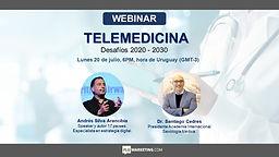 Telemedicina Desafíos 2020 - 2030