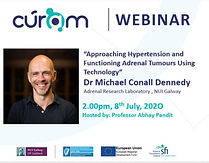Approaching Hypertension and Functioning Adrenal Tumours Using Technology