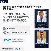 Tratamento Local no Câncer de Próstata Oligometastático
